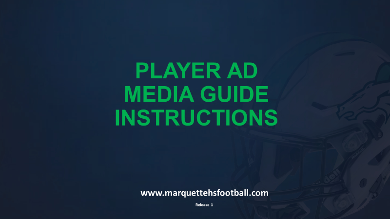 Player Ad Help Title
